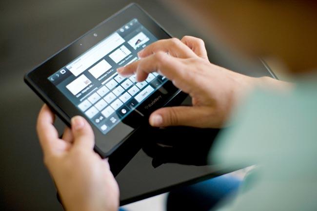 BlackBerry 10 Tablet