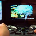 Nvidia Project Shield Streaming Borderlands 2 (Video)