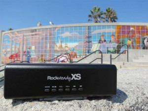 RocksteadyXS Bluetooth Speaker Promises Long Battery Life and Big Sound