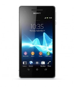 Sony Xperia V Gets Jelly Bean Update