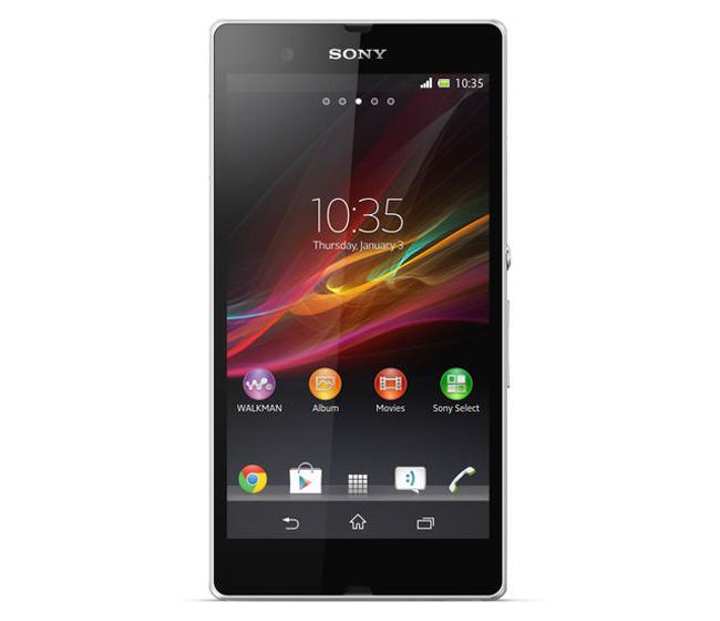 Sony Xperia Z SIM Free