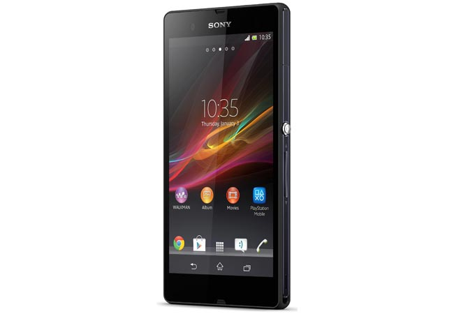 Sony Xperia Z UK