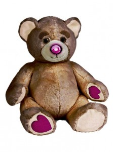 Teddy Sitter Helps Keep an Eye on Children