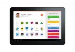 Amplify Tablet Custom Built For Education Launches (video)
