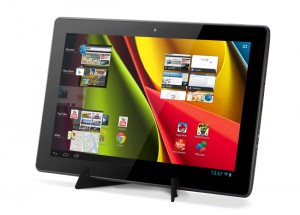 Archos FamilyPad 2 Android 13.3 InchTablet Launches