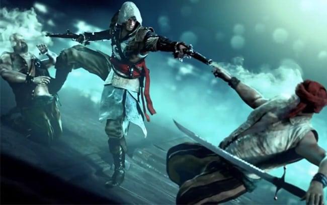 Assassin's Creed 4 Black Flag Trailer