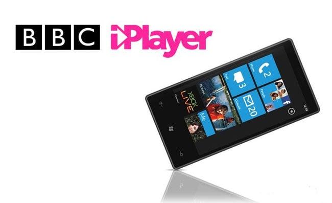 BBC iPlayer For Windows Phone