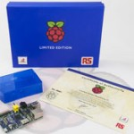 Blue Raspberry Pi Limited Edition Mini PC Available To Win
