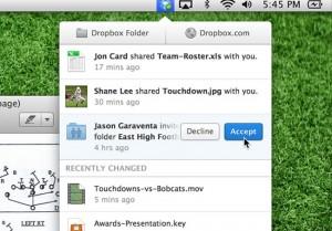 Dropbox 2.0 For Mac Adds New Menu Bar Navigation And Quick Share Links