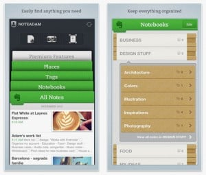 Evernote iOS App Update Adds New PDF Support And Formatting Options