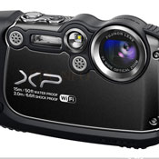 FinePix XP200 Rugged Compact Camera Unveiled By Fujifilm (video)