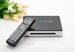 GV10 Android TV Box, Supporting Live DVB-T Digital TV Unveiled