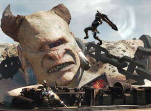 God Of War Ascension Trailer Reveals Multiplayer Hero's And More (video)