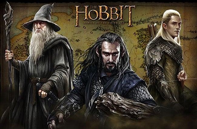 Hobbit Game
