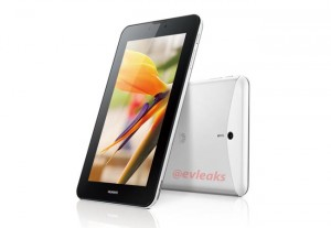 Huawei MediaPad 7 Vogue Leaked