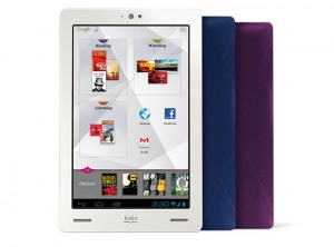 Kobo Arc Tablet gets Android Jelly Bean Update