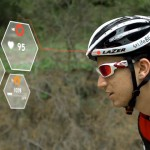 LifeBEAM Cycling Helmet Monitors Your Heart Rate And More (video)