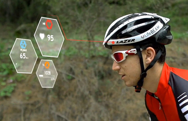 LifeBEAM Cycling Helmet