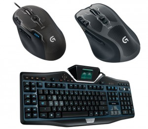 Logitech G Gaming Range Of Peripherals Launch (video)