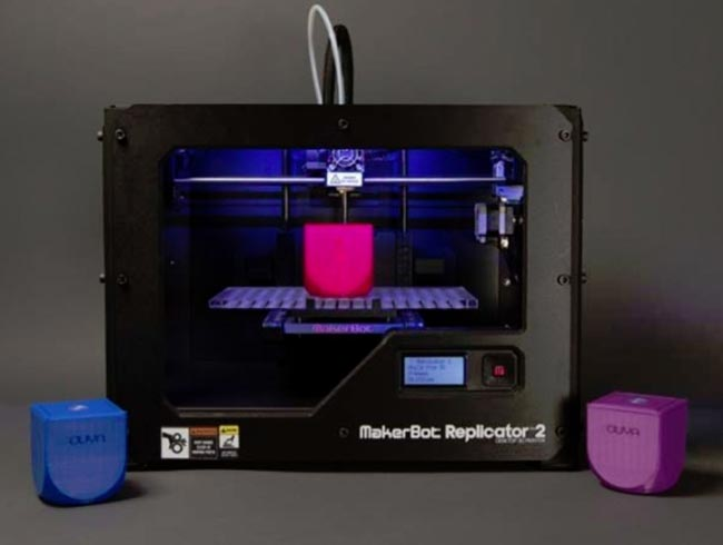 MakerBot And OUYA To Offer 3D Printable Cases