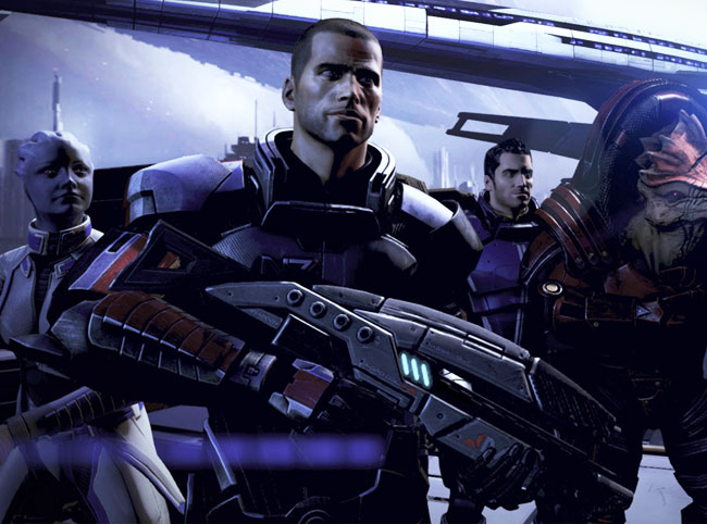 Mass Effect 3 Citadel Trailer