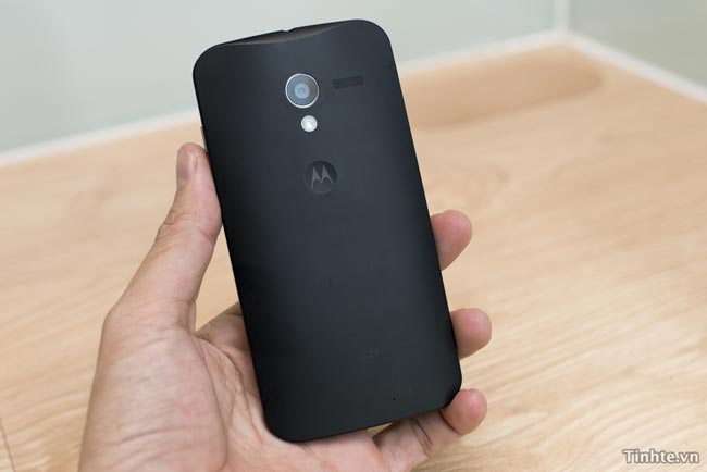 New Motorola Android Smartphone