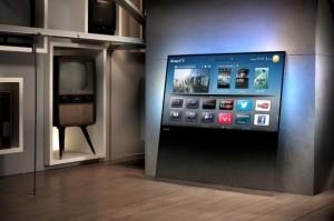 Philips DesignLine TV Range Unveiled With Seamless Glass Pane Design (video)
