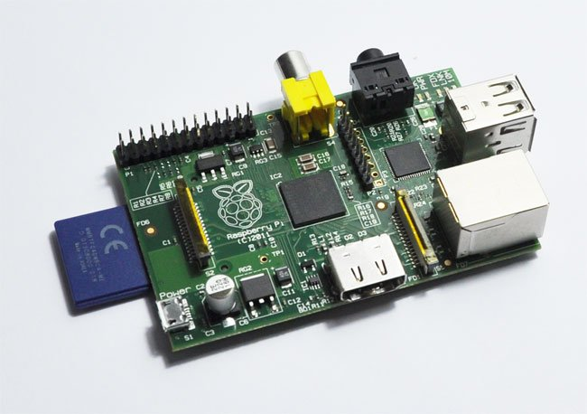 Raspberry Pi Gets XBMC 12.1
