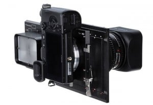 RhinoCam Adapter Converts Your NEX Camera Into A 140 Megapixel Monster