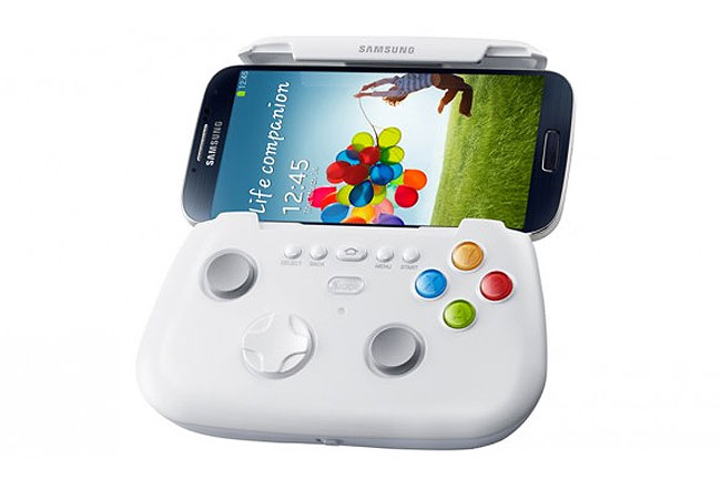 the Samsung Galaxy S4 peripheral is called the Game Pad, after all