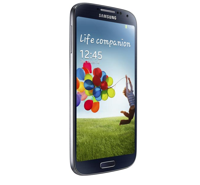 Samsung Galaxy S4 UK Release Date