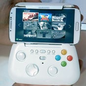 Samsung Game Pad Prototype Unveiled (video)