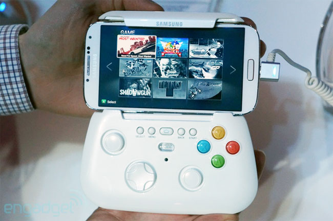 Samsung-Game-Pad