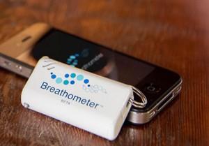 Breathometer Smartphone Breathalyzer Launches On Indiegogo (video)