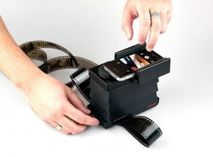 Lomography Smartphone Film Scanner Now Available For $59