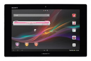 Sony Xperia Tablet Z LTE Launched In Japan