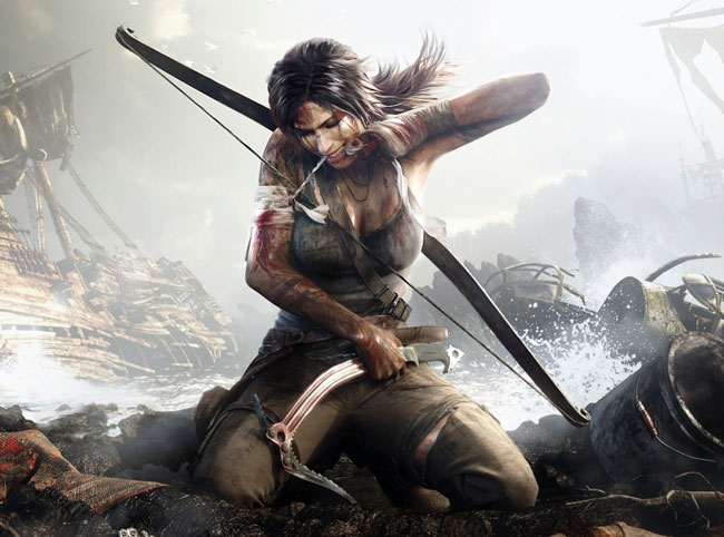 Tomb Raider 2013 35 Ways Lara Croft Can Come To A Gruesome End