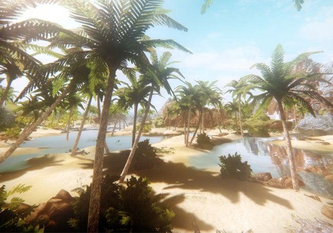 Tropical Skyrim Mod