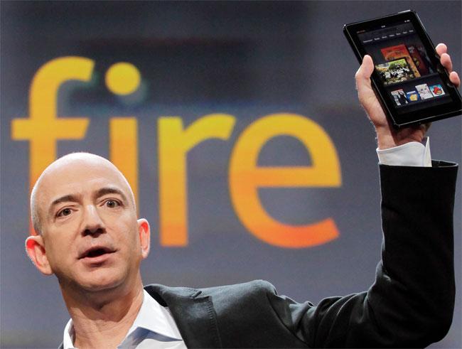 Amazon 7 Inch Kindle Fire HD