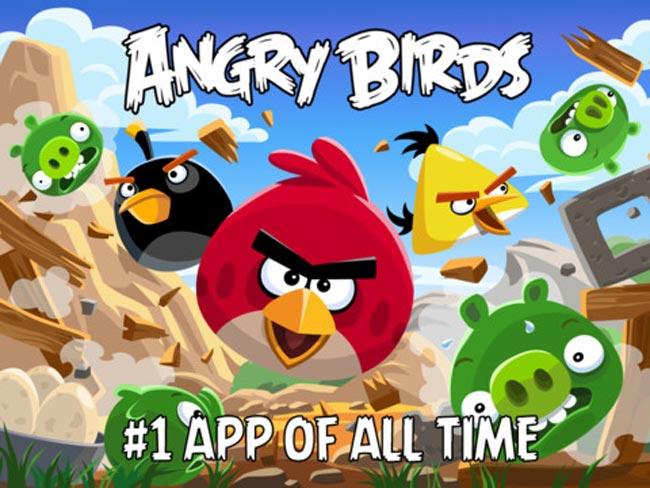 Rovio Makes Angry Birds Free on iOS