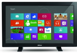 Infocus releases 55-inch BigTouch all-in-one PC