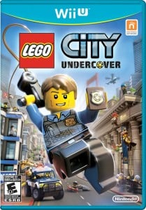 Lego City Undercover is a Wii U Exclusive
