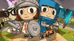 Double Fine Hoping To Get Back Costume Quest, Stacking Rights After THQ Sale