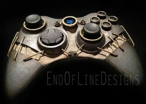 Dishonored Custom Xbox 360 Controller