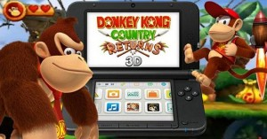 Donkey Kong Country Returns 3D Arriving On May 24