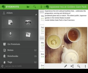 Evernote 5 Lands On Android
