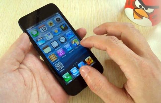 apple iphone 5s features and specifications
