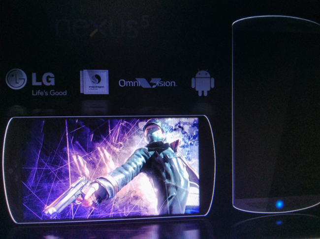 Google Nexus 5 Details
