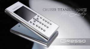 Gresso Cruiser Titanium White Debuts