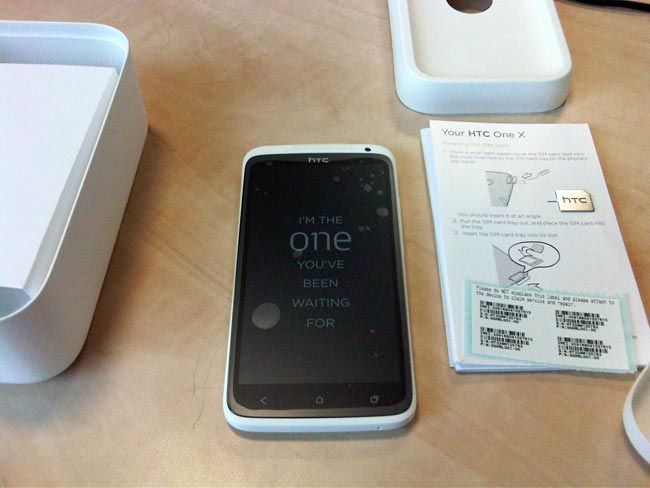 HTC One X AT&T Jelly Bean
